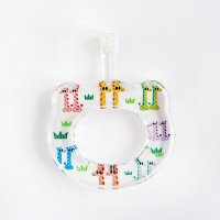 HAMICO(ハミコ) ベビー歯ブラシ 11.キリン