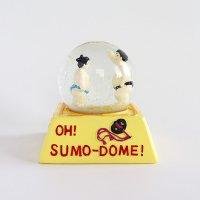 スノードーム OH!SUMO-DOME 相撲・土俵・力士