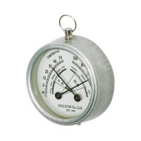 DULTON(ダルトン) サーモハイグロメーター ラウンド 温度・湿度計