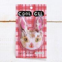 ナタリーレテ アイスパック かたくならない保冷剤 ウサギ BLANCHE