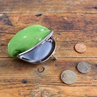 星燈社(せいとうしゃ) 豆がまぐち「春奏」 ミニがま口 コインケース