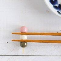 3色団子 箸置き