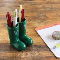 RHS ブーツペンポット 長靴型ペン立て