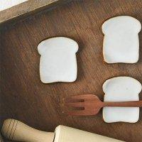 美濃焼 食パン 箸置き