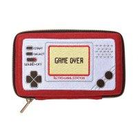 <img class='new_mark_img1' src='https://img.shop-pro.jp/img/new/icons5.gif' style='border:none;display:inline;margin:0px;padding:0px;width:auto;' />携帯ゲーム機型 フェルト ポーチ レッド PUPU FELT ゲーム&ウォッチ
