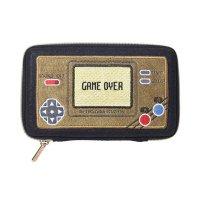 携帯ゲーム機型 フェルト ポーチ ブラック PUPU FELT ゲーム&ウォッチ