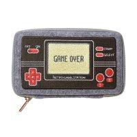携帯ゲーム機型 フェルト ポーチ グレー PUPU FELT ゲーム&ウォッチ