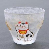 めでたmono盃 招き猫 冷酒 酒器 縁起物