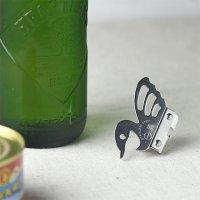 白鳥の缶切り・栓抜き 昭和レトロ 日本製 はくちょう/swan