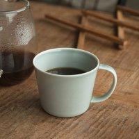 プレーリー マグカップ グレー 美濃焼 日本製 小田陶器