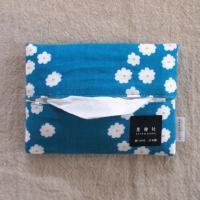 星燈社(せいとうしゃ) ちり紙いれ「花飾り」 ポケットティッシュケース