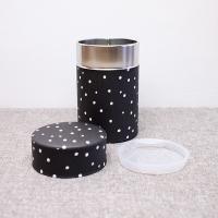 星燈社(せいとうしゃ) 茶筒(小)「雪夜」150g