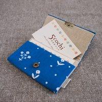星燈社(せいとうしゃ) 名刺入れ「宵待草」 カードケース