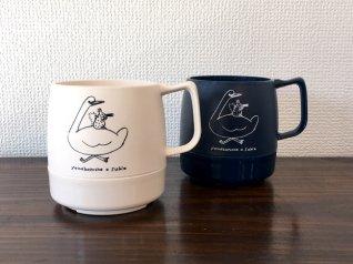 山鳩舎×36 DINEX マグカップ