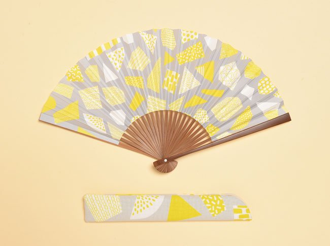 /fan/fun 扇子・ 檸檬 Lemon(Women's)<img class='new_mark_img2' src='//img.shop-pro.jp/img/new/icons12.gif' style='border:none;display:inline;margin:0px;padding:0px;width:auto;' />