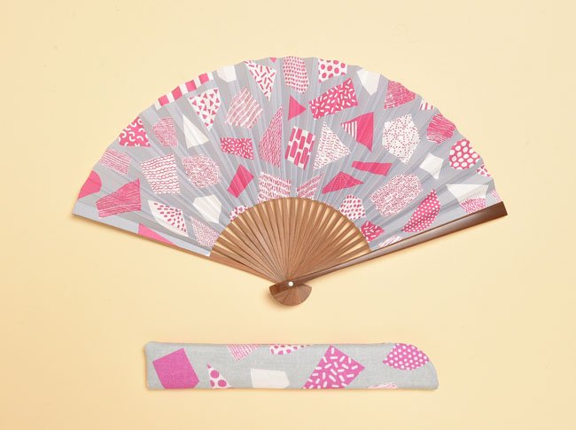/fan/fun 扇子・ 紅紫 Benimurasaki(Women's)<img class='new_mark_img2' src='//img.shop-pro.jp/img/new/icons12.gif' style='border:none;display:inline;margin:0px;padding:0px;width:auto;' />