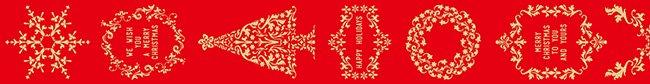 2019mtクリスマス 装飾活字