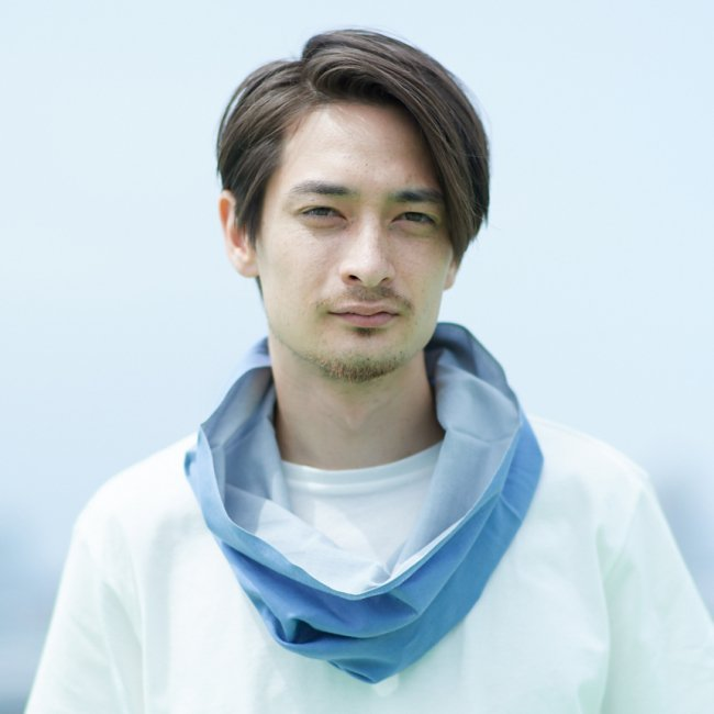 Oo|てぬぐい Oo[ワオ]  Blue × Gray<img class='new_mark_img2' src='https://img.shop-pro.jp/img/new/icons12.gif' style='border:none;display:inline;margin:0px;padding:0px;width:auto;' />
