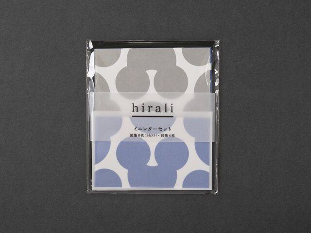 hirali|ミニレターセット かさねの色目 〜冬凪〜<img class='new_mark_img2' src='https://img.shop-pro.jp/img/new/icons12.gif' style='border:none;display:inline;margin:0px;padding:0px;width:auto;' />