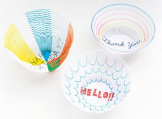 空気の器 メッセージカード