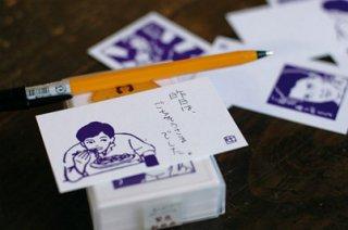 ナンシー関の美男カード 100枚入