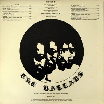 The ballads the gift of love hoborecord 69lp negle Gallery