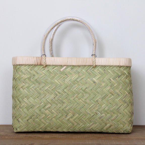 竹製 市場かご(大・小)