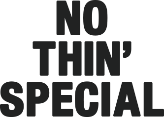 NOTHINSPECIAL