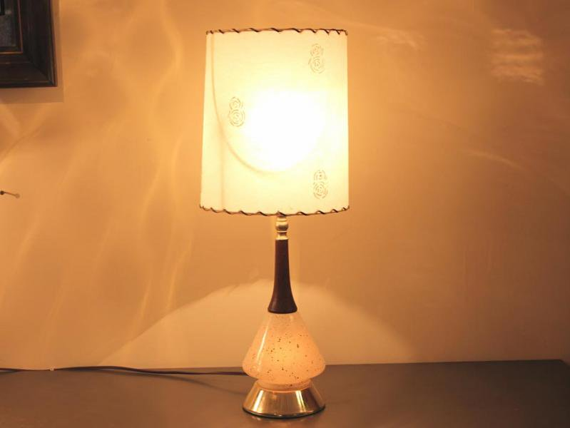 Glass base table lamp ease sold glass base table lamp mozeypictures Gallery