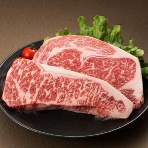 熊本県産 黒毛和牛ロースステーキ用(A5)