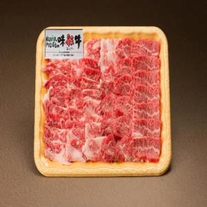 熊本県産 味彩牛カルビ焼肉用500g