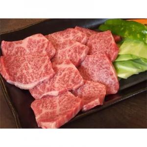 熊本県産 黒毛和牛ロース(A5) 焼肉用 400g
