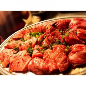 【A5黒毛和牛】ロース焼肉用 400g 熊本県産