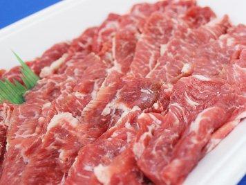 国産豚ハラミ焼肉用 1パック 500g入