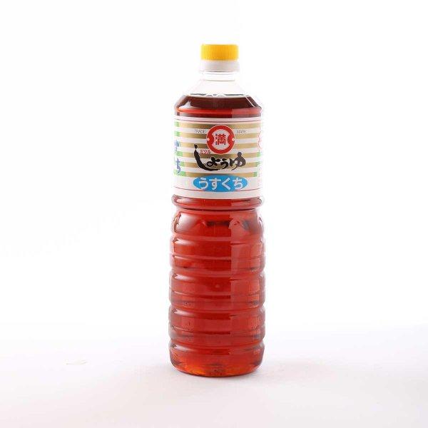 うすくち醤油 1000ml