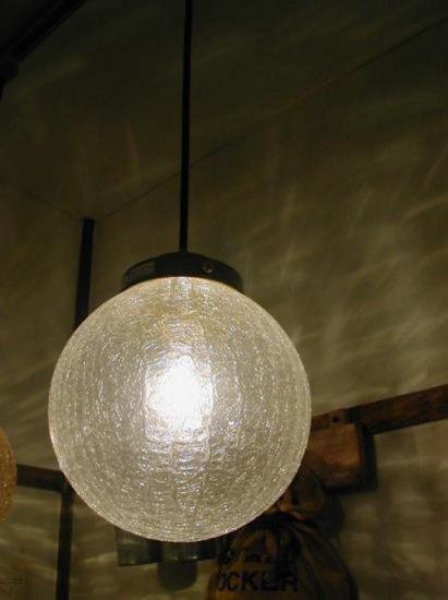 ひびわれガラスライト(ホワイト)