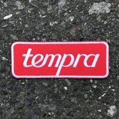 tempra BOX logoワッペン / made in Japan
