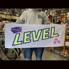レベル 手拭い/ LEVEL NJS Towel