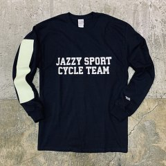 JAZZY SPORT x TPC CYCLE TEAM ロングスリーブTシャツ&CDセット