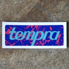 tempra crazy ステッカー