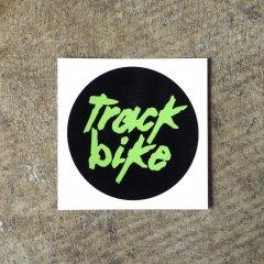 Track bike ステッカー