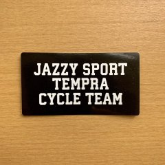 JAZZY SPORT CYCLE TEAM ステッカー