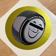 Smile Tempra Motors ステッカー