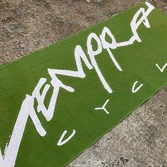 Jun inoue x tpc ロゴ手拭い / tpc logo Japanese Towel