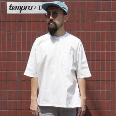 HALF TRACK PRODUCTS / dolman T(White)