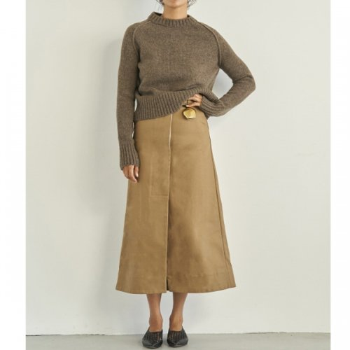 <img class='new_mark_img1' src='//img.shop-pro.jp/img/new/icons20.gif' style='border:none;display:inline;margin:0px;padding:0px;width:auto;' />50%OFF SEA<br />Cotton Serge Skirt