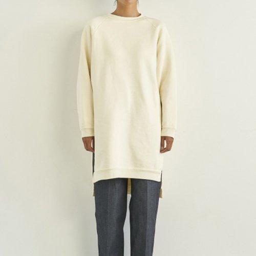 <img class='new_mark_img1' src='https://img.shop-pro.jp/img/new/icons20.gif' style='border:none;display:inline;margin:0px;padding:0px;width:auto;' />50%OFF SEA<br />VINTAGE Raised Back Oversized Sweatshirt Dress