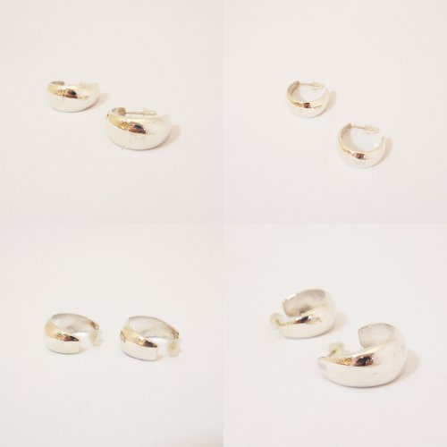 【 r 】アール<br />Plump Earring
