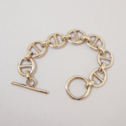 【 r 】アール<br />Chain Bracelet