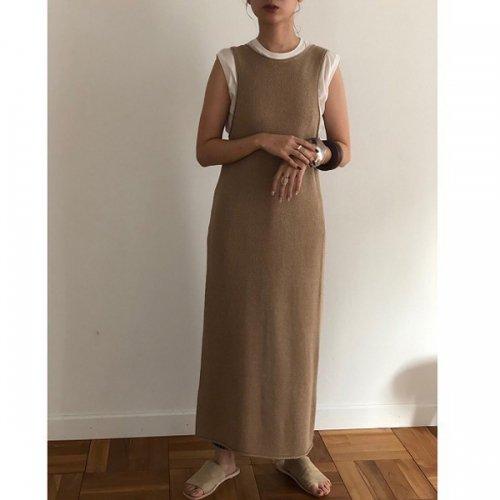 TODAYFUL<br />Knit Apron Dress